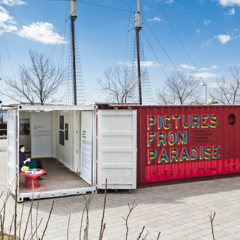 Pictures from Paradise (exhibition)