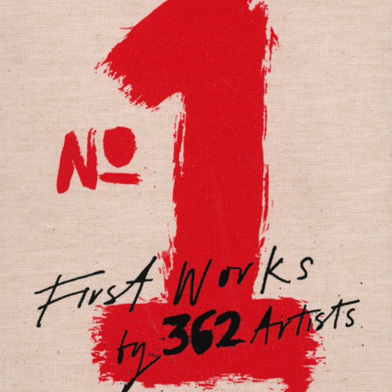 #1: First Works of 362 Artists